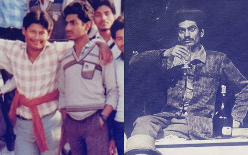Nawazuddin Siddiqui Birthday Special: Here Are 5 Unseen Pictures From His College Days
