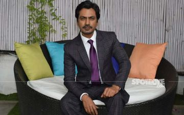 Nawazuddin Siddiqui Flies To London To Resume Shoot For His Upcoming Film Sangeen; Says 'Aware Of Tough Conditions, But The Show Must Go On'