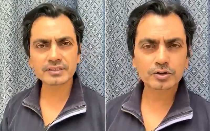 Nawazuddin Siddiqui Calls Lockdown 'A Blessing In Disguise'; Shares He Spent Good Time With His Mother