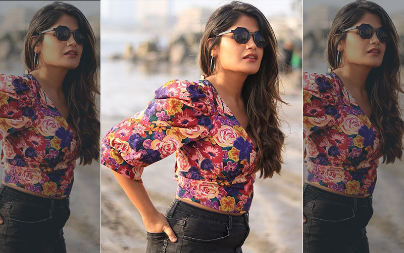 Need Fashion Inspiration? Isha Keskar's Wardrobe Of A True-Blue Fashionista Is Your Answer