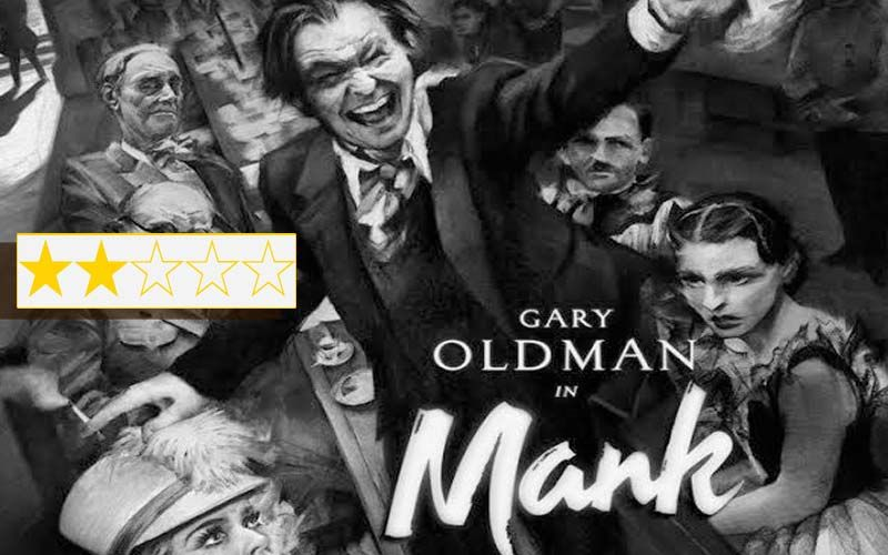 Mank Movie Review: The Film Starring Gary Oldman, Amanda Seyfried And Lily Collins Is Much Ado About Nothing