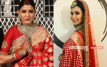 Anushka Sharma's Reception Look Inspires Gupta Brothers Chaar Kunware From Ganga Kinare Actress Parineeta Borthakur- EXCLUSIVE PICS