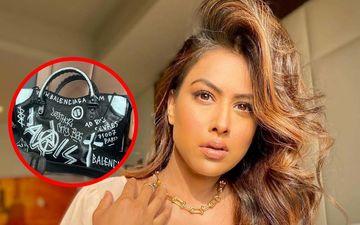 Naagin 4 Actress Nia Sharma's Hand Bag STOLEN From Her Car; Actress Seeks Help From Mumbai Police