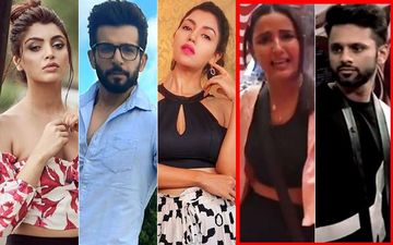 Bigg Boss 14: Jasmin Bhasin Gets Bashed By Akanksha Puri, Jai Bhanushali And Kamya Punjabi For Accusing Rahul Vaidya And Playing The 'Woman Card'