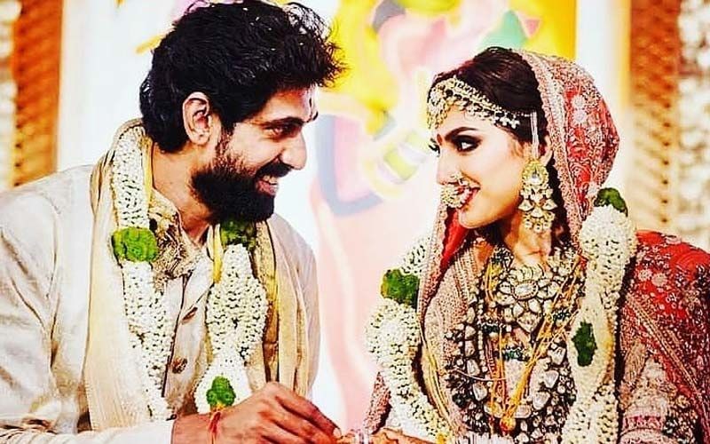 Rana Daggubati On How He Met His Wife Miheeka Bajaj: 'She Went To School With My Sister'