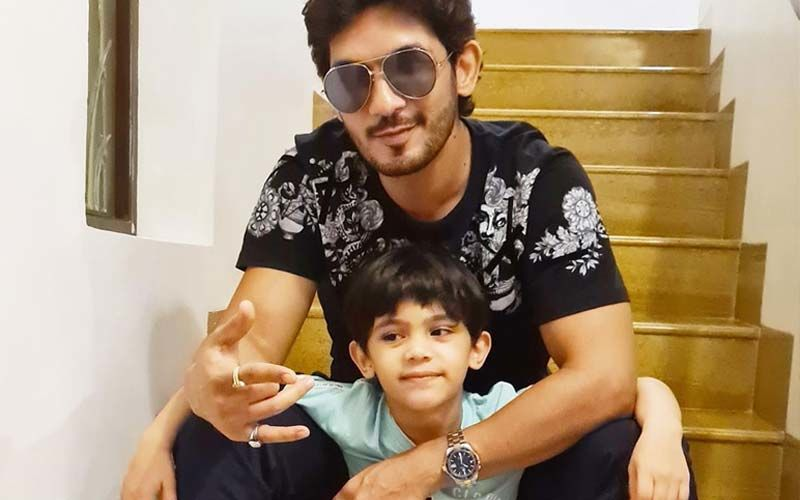 Arjun Bijlani's Little Son Ayaan Tests Positive For COVID-19 Days After His Wife Neha Swami Got Infected By Coronavirus