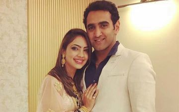 Pooja Banerjee And Husband Sandeep Sejwal Fast For Each Other On Karwa Chauth