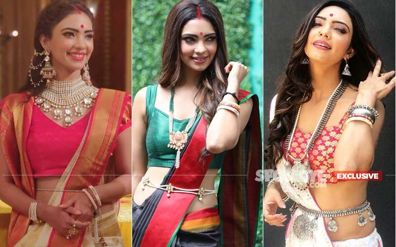 Kasautii Zindagii Kay 2's Pooja Banerjee: 'I Took 1.5 Hours To Get Ready With The Help Of 5 People, Don't Know How Will I Manage Alone'- EXCLUSIVE