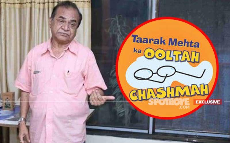 Taarak Mehta Ka Ooltah Chashmah's Nattu Kaka Reacts On Senior Citizens Not Being Allowed To Shoot- EXCLUSIVE