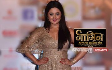 Rashami Desai To Shoot For The Last Few Episodes Of Naagin 4- EXCLUSIVE