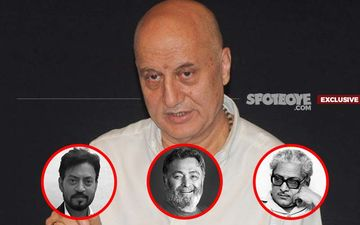 Anupam Kher On Not Being Able To Bid Goodbye To Rishi Kapoor, Irrfan Khan & Basu Chatterjee: 'There Is No Sense Of Completion'- EXCLUSIVE
