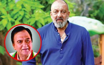 Sanjay Dutt Gets All Emotional On Father Sunil Dutt's Birth Anniversary; Shares An Unseen Picture From Childhood