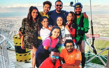 Tejasswi Prakash, Karan Patel, Shivin Narang's Khatron Ke Khiladi 10 To Shoot The Finale Episode In Mumbai's Film City On THIS Date - EXCLUSIVE Details