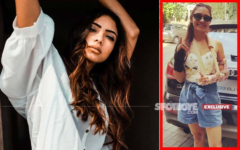 Pooja Banerjee On Horrific Fire Engulfing The Sets Of Kumkum Bhagya: I Was In Tears, Had Flashback Of My Accident During Nach Baliye - EXCLUSIVE