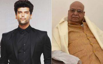 Kushal Tandon's Grandfather Lalji Tandon, Madhya Pradesh Governer, Passes Away At 85