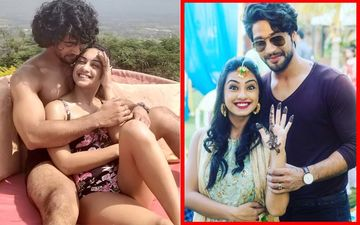 Real-Life Couple Sanam Johar And Abigail Pande To Take Their Wedding Vows On TV Show Tujhse Hai Raabta