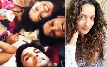 Ankita Lokhande Sends Love To Sushant Singh Rajput's Sister Shweta As The Latter Shares An Old Heartwarming Video Of SSR With His 4 Sisters