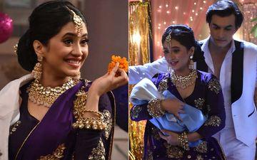 Yeh Rishta Kya Kehlata Hai: Shivangi Joshi-Mohsin Khan Enact Madhuri Dixit-Salman Khan, Dance To 'Didi Tera Dewar Deewana'- PICTURES INSIDE