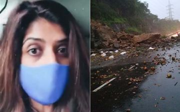 Yeh Hai Chahatein Shoot Cancelled After Excessive Rains In Mumbai, Actress Aishwarya Sakhuja Shares Videos
