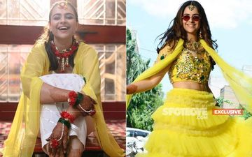 Prachi Tehlan To Get Married Tonight, Before That Check Out EXCLUSIVE Pics From Her Haldi Ceremony HERE