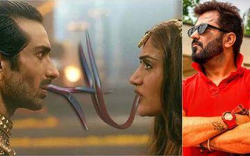 Naagin 5: Manu Panjabi Mocks A Scene Featuring Surbhi Chandana And Mohit Sehgal's 'Tongue Play'; Asks Mouni Roy, Nia Sharma And Hina Khan To Explain