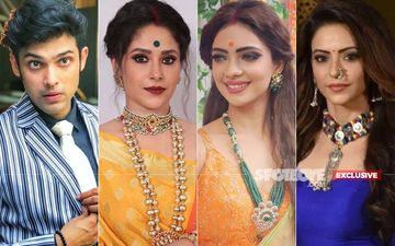 Curtains Down On Kasautii Zindagii Kay 2; Parth Samthaan, Pooja Banerjee And Aamna Sharif Face Cameras For SENSATIONAL Last Scene - EXCLUSIVE