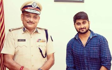 Former Bihar DGP Who Passed Infamous 'Aukaat' Comment on Rhea Chakraborty Features As Robin Hood Panday In Ex-Bigg Boss Contestant Deepak Thakur's New Music Video - Watch