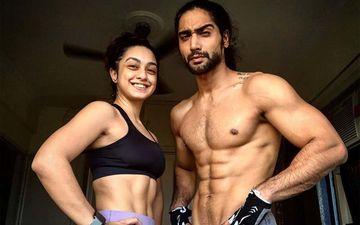 TV Couple Sanam Johar- Abigail Pande Being Interrogated By NCB For Their Alleged Link With Drug Peddler Anuj Keshwani