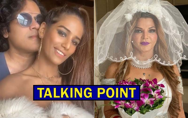 Poonam Pandey-Sam Bombay And Rakhi Sawant-Ritesh: Curious Case Of Internet's Murky Marriages - From Controversy And Sexual Abuse To Happily Ever After?