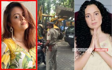 Devoleena Bhattacharjee On BMC Demolishing A Part Of Kangana Ranaut's Office: 'Doing This In Her Absence Is Not Right'- EXCLUSIVE
