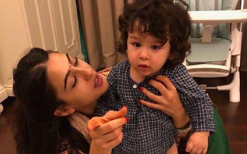 Taimur Ali Khan's Pet Name For Sister Sara Ali Khan Will Crack You Up