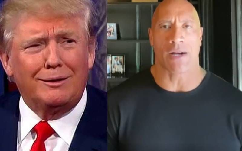 Dwayne Johnson Calls Out Donald Trump As He Extends Support To Black Lives Matter; Asks 'Where Is Our Leader At This Time' - WATCH