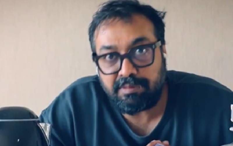 Anurag Kashyap VLogs To Promote His Film Choked; Shares Tips To Unclog Choked Sink Using Baking Soda - WATCH