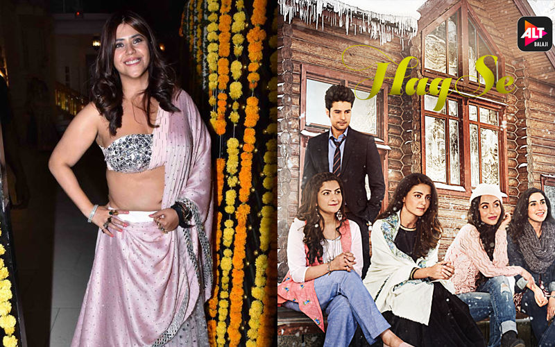Article 370 To Find A Place In Ekta Kapoor's Web Series Haq Se