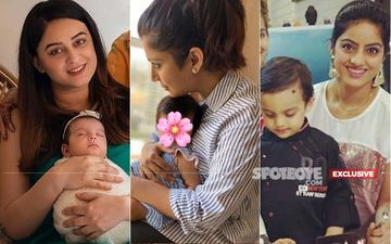 TV Mommies, Mahhi Vij, Ankita Bhargava And Deepika Singh Share How They Are Taking Care Of Their Babies During The Coronavirus Spread- EXCLUSIVE