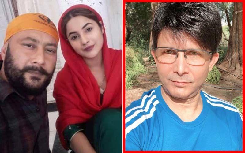 Shehnaz Gill's Father Santokh Singh Booked For Rape: KRK Targets ...