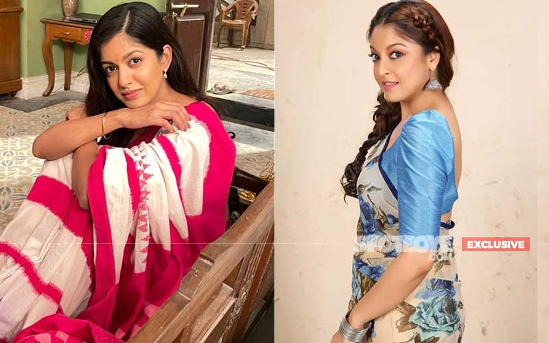 Thoda Sa Badal Thoda Sa Pani: THIS Is How Ishita Dutta's Sister Tanushree Dutta Reacted When She Got To Know The Actress Would Play A Bengali Girl In The Show-EXCLUSIVE