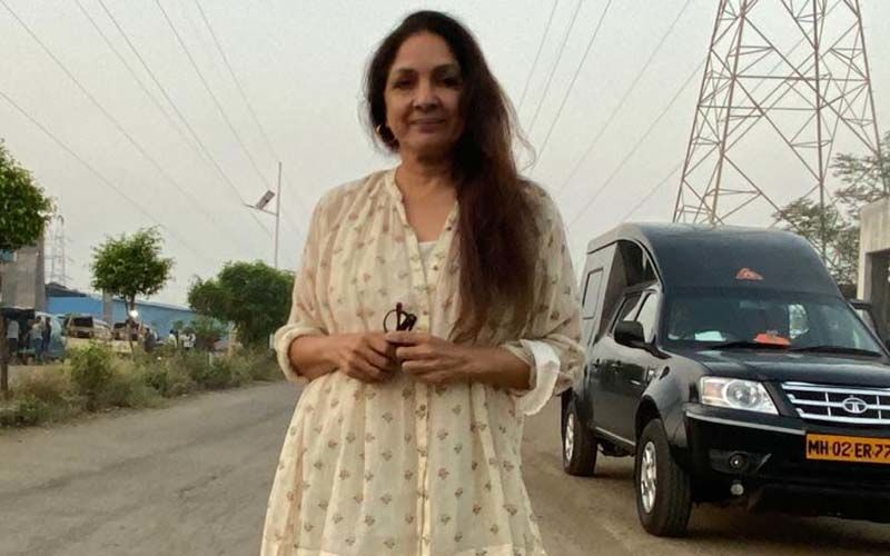 Neena Gupta Gives Us 'Frock Ka Shock' In The Tiniest Mini Dress Ever; Netizens Say Actress Defies Age