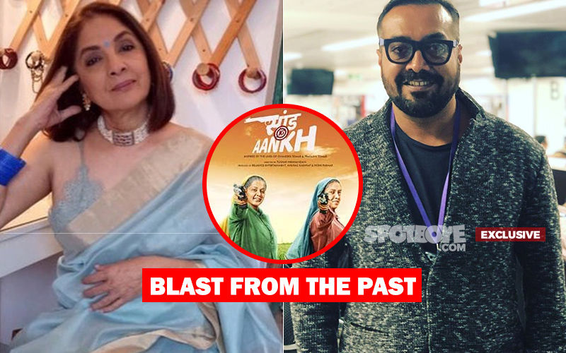 Neena Gupta's Text Message To Anurag Kashyap: 'Cast Me In Saand Ki Aankh'- EXCLUSIVE