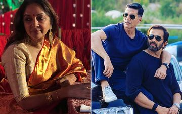 Sooryavanshi: Neena Gupta Walks Out Of Akshay Kumar Starrer; Makers Feel Her Track Doesn't Add To The Story