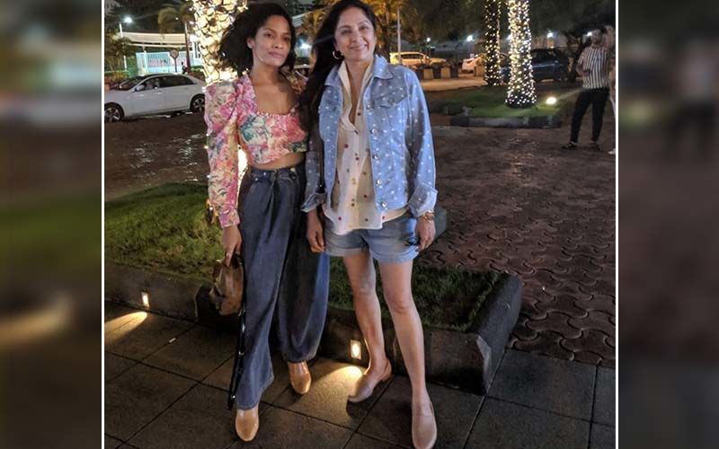 Masaba Gupta Shares A Childhood Pic And Says 'Missing This Life When I Didn't Know Intermittent Fasting'; Mommy Neena Gupta Has 'THIS' To Say