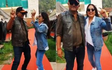 Neena Gupta Slays 'Don't Be Shy' Challenge With Badhaai Ho Co-Star Gajraj Rao; Masaba Has A Priceless Reaction