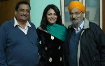 Neeru Bajwa Shares Throwback Picture Of Her With Her Dad And Uncle