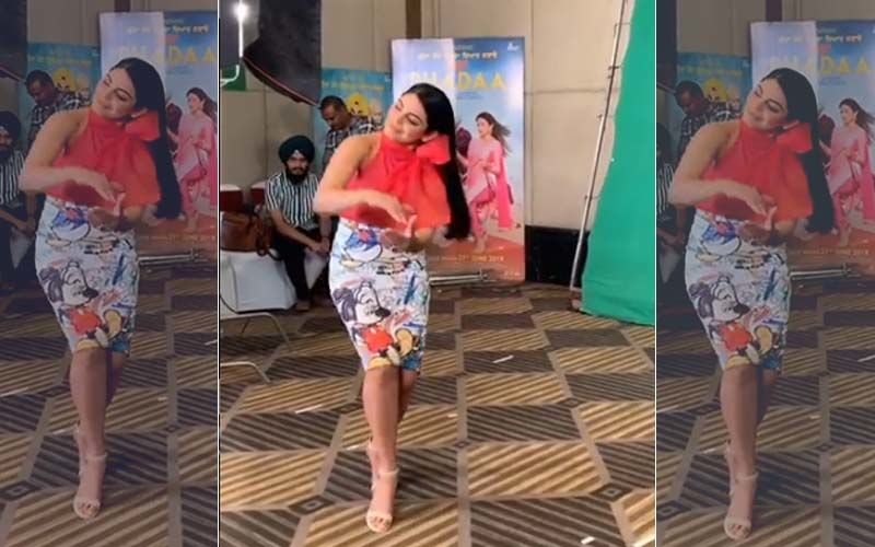 Neeru Bajwa Starts Giddha Amid Promotions For 'Shadaa', Diljit Dosanjh Shares Video