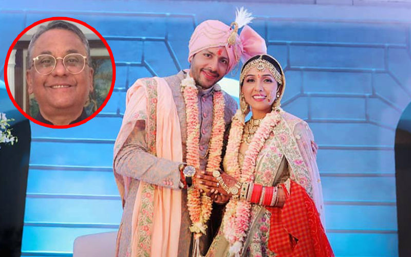 Neeti Mohan Shares First Wedding Pictures With Nihaar Pandya; Also, Updates On Her Father's Health