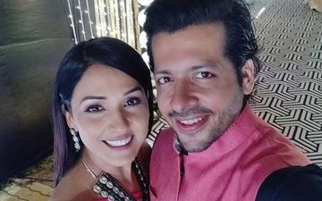 Singer Neeti Mohan Announces Her Pregnancy On 2nd Wedding Anniversary With Nihaar Pandya; Posts Adorable Pictures Flaunting Her Baby Bump