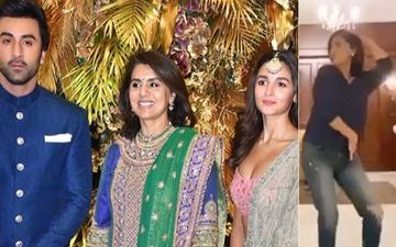 Neetu Kapoor Rehearses On Ranbir Kapoor's Ghagra Song; Netizens Wonder If It's For Ranbir-Alia Bhatt Wedding– VIDEO