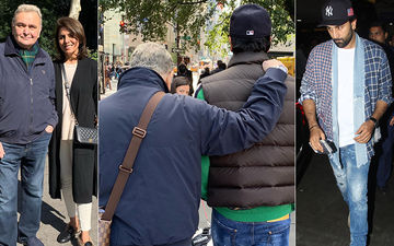 Neetu Kapoor: Rishi Kapoor And Ranbir Kapoor Roles Are Reversed