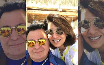 Republic Day 2021: Neetu Kapoor Is Mighty Impressed With Fan's Edit Of Her And Rishi Kapoor's Pictures Dressed In Tricolour