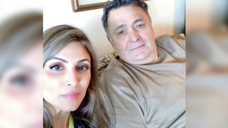 Rishi Kapoor Demise: Daughter Riddhima Kapoor Writes With A Heavy Heart, 'RIP My Strongest Warrior, Will Miss You Every Day'